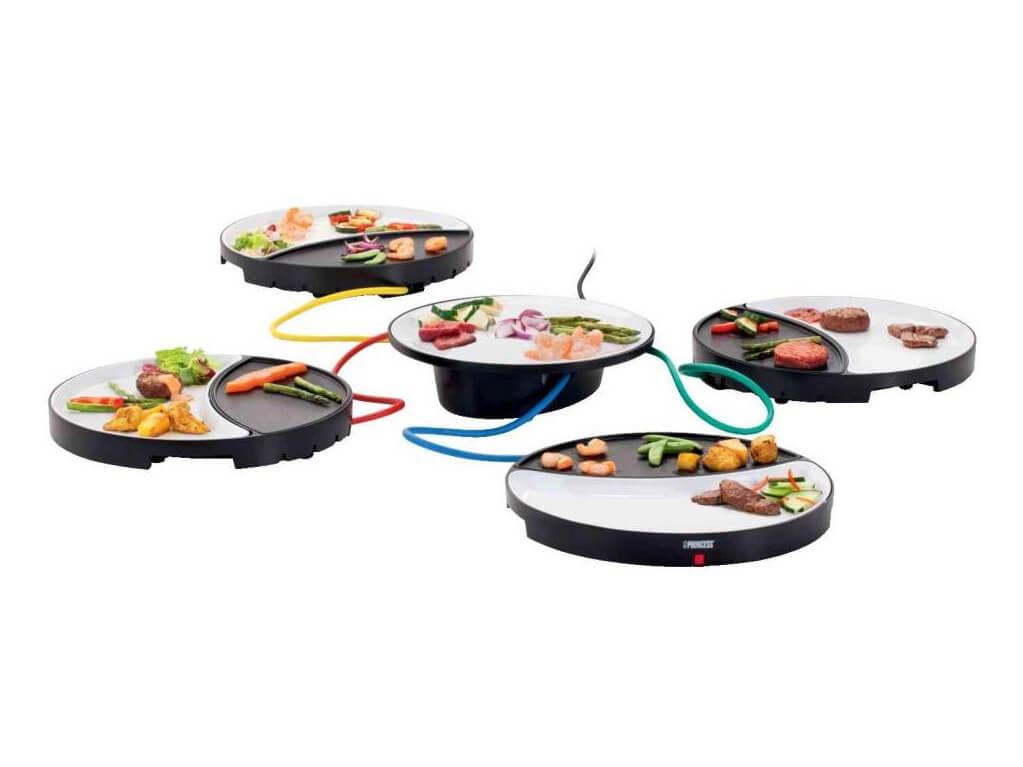 Beste gourmetstel met bord ineenPrincess Dinner 4 All 104000