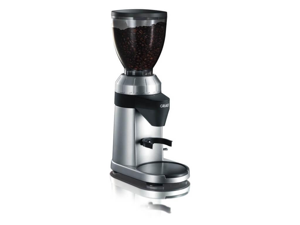 beste elektrische koffiemolen Graef CM800