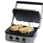 Beste contactgrill voor tosti's, panini's of met verwisselbare platen