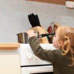 veilige keuken voor kinderen