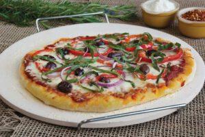 beste pizzasteen