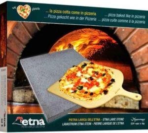 Pizzasteen voor oven ETNA Pizza set – Eppicotispai
