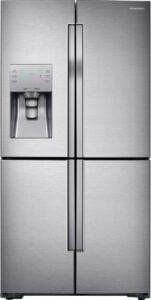 Amerikaanse koelkast met  A++ label Samsung RF56J9041SR/EG