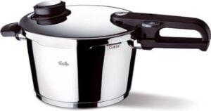 Fissler snelkookpan Fissler Vitavit Premium Snelkookpan Met Inzet – 6L