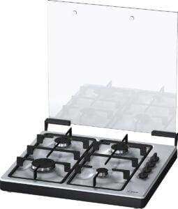 Gaskookplaat vrijstaand Bosch PBP0C5Y60N Serie 2