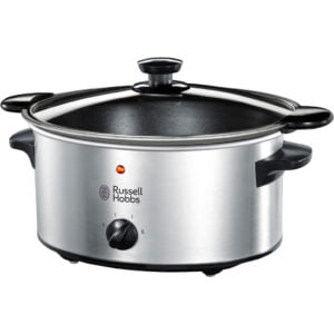 Beste goedkope slowcooker Russell Hobbs Cook at Home Searing Slowcooker 3,5 L