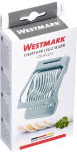 RVS eiersnijder Westmark Duplex Eiersnijder RVS