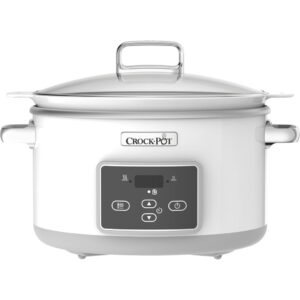 Beste slowcooker met timer Crock-Pot Slowcooker CR026X 4,7 L