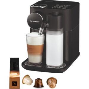 Beste Nespresso apparaat met melkopschuimer De'Longhi Nespresso Gran Lattissima EN650.B Zwart
