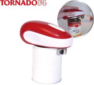 Beste elektrische blikopener Tornado Elektrische Blikopener