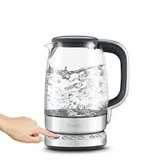 glazen waterkoker