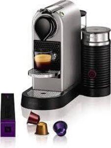 Krups Nespresso machine Krups Nespresso Citiz & Milk XN760B