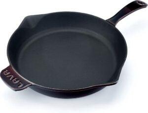 Beste gietijzeren koekenpan algemeen Lava Gietijzeren Koekenpan – 28 cm