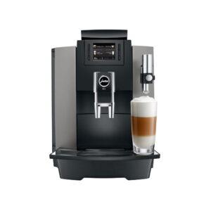 Beste volautomaat koffiemachine JURA WE8 Dark Inox (EA)