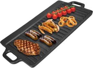 grillplaat inductie