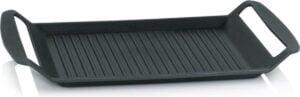 Goedkope inductie grillplaat Grillplaat 30 cm x 24 cm – Kela | Kerros